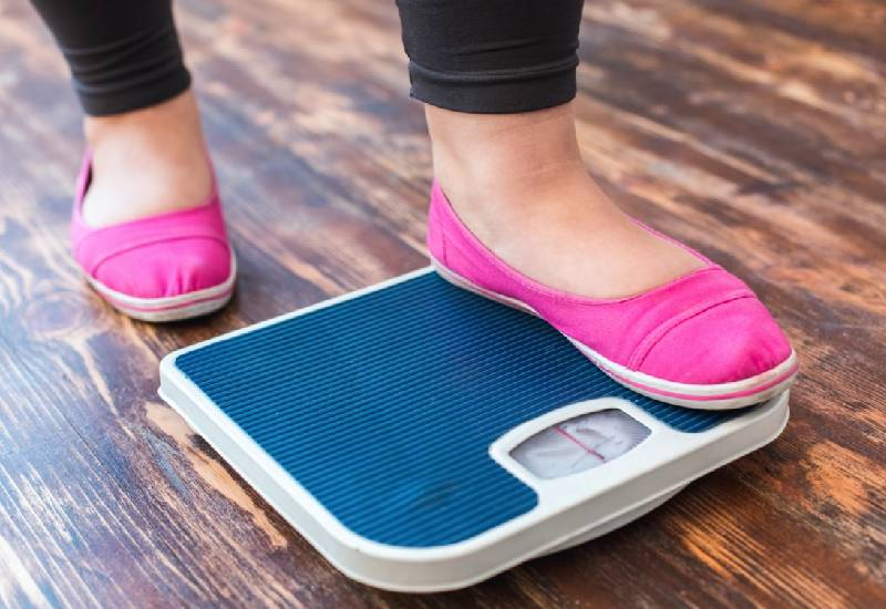 Love it: Don't let the scales define you