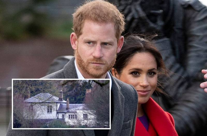 Meghan Markle and Harry to repay taxpayers for cottage but it will take 11 years
