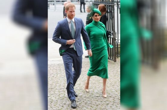 Meghan Markle's final royal outfit sent clear message to designer after 'complicated' issue