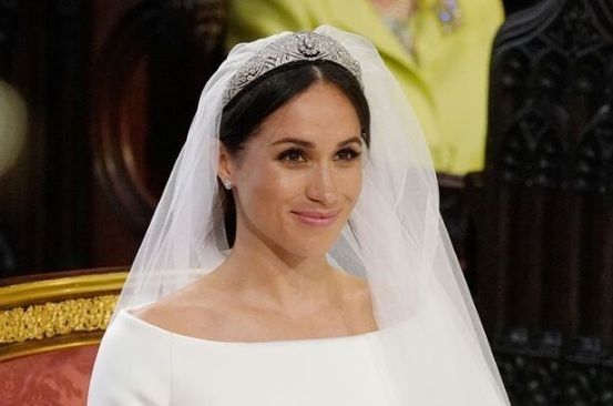 Meghan Markle's wedding dress featured one detail that the Queen found 'questionable'