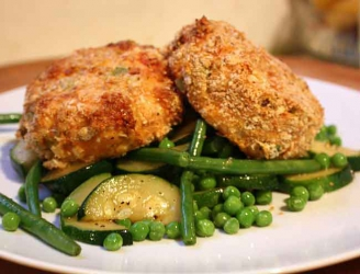 No need to dine out; try this fish cakes recipe at home