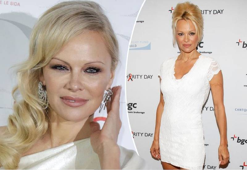 Pamela Anderson secretly wed her bodyguard on Christmas Eve as she gets married for 4th time