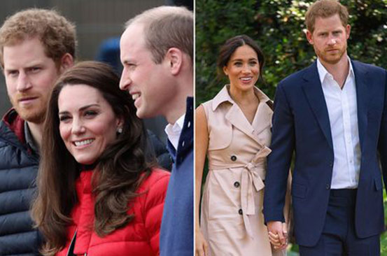 Prince Harry's touching sacrifice for Kate Middleton - but it meant Meghan Markle lost out