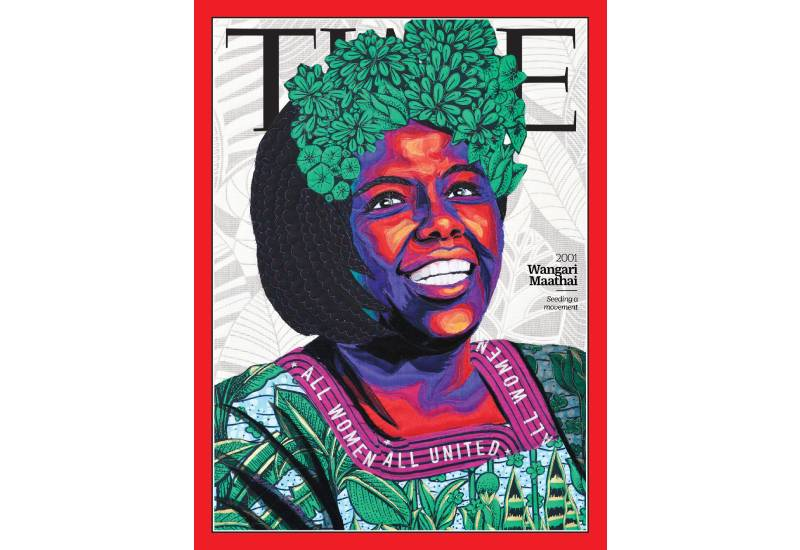 Prof Wangari Maathai named in Time's top 100 Women of the Year