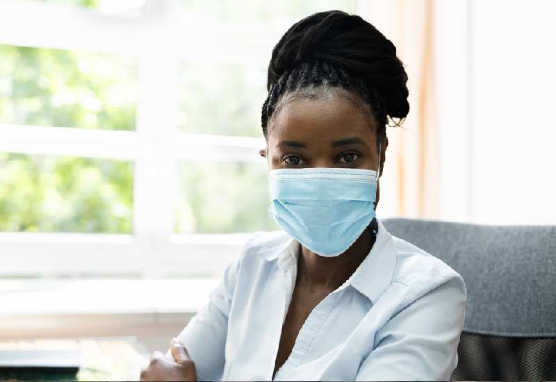 Protecting your face from damage caused by lengthy use of face mask