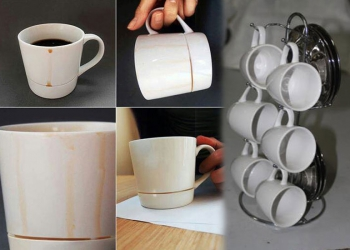 Simple steps to clean stained coffee mugs