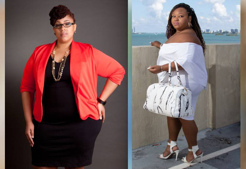 Six easy ways to look fab if you're plus size