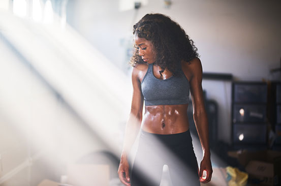 Six motivating fitness goals that aren't weight related