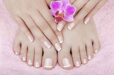 Six simple steps to get your feet looking sexy
