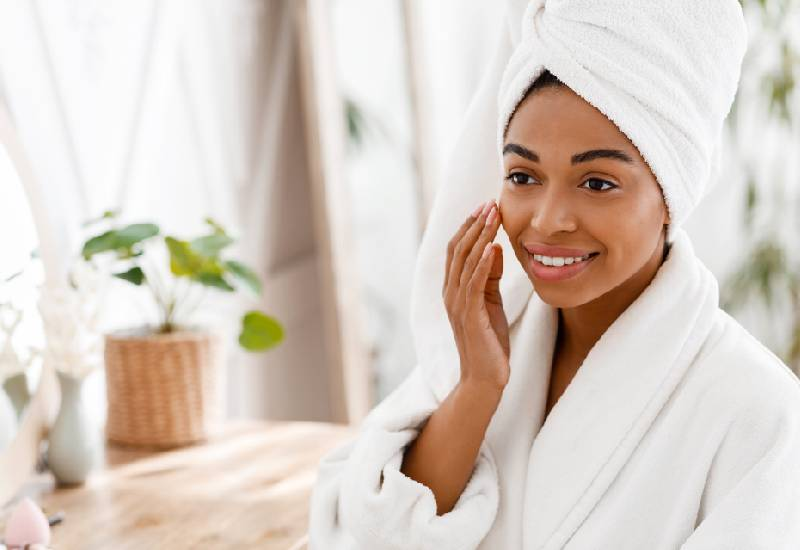 Six things women with beautiful skin do before bed