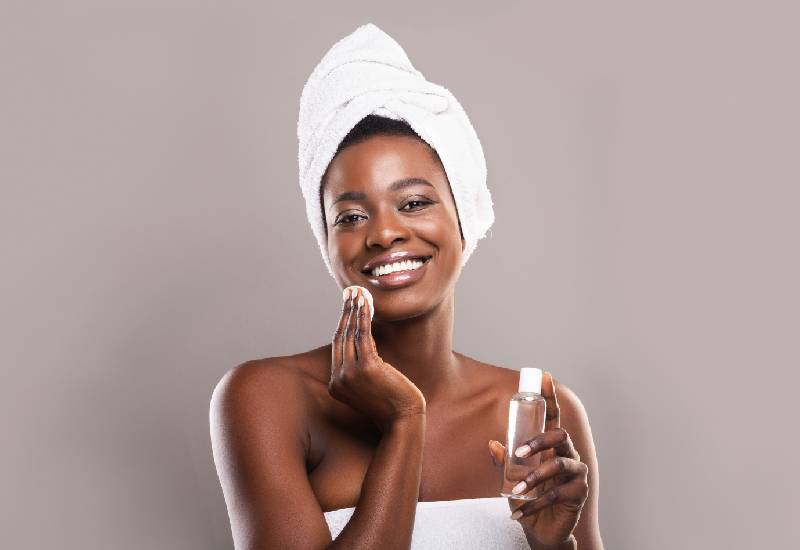 Six ways to care for combination skin