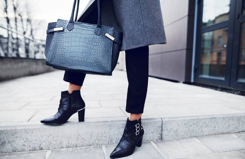 Six ways to rock boots to work