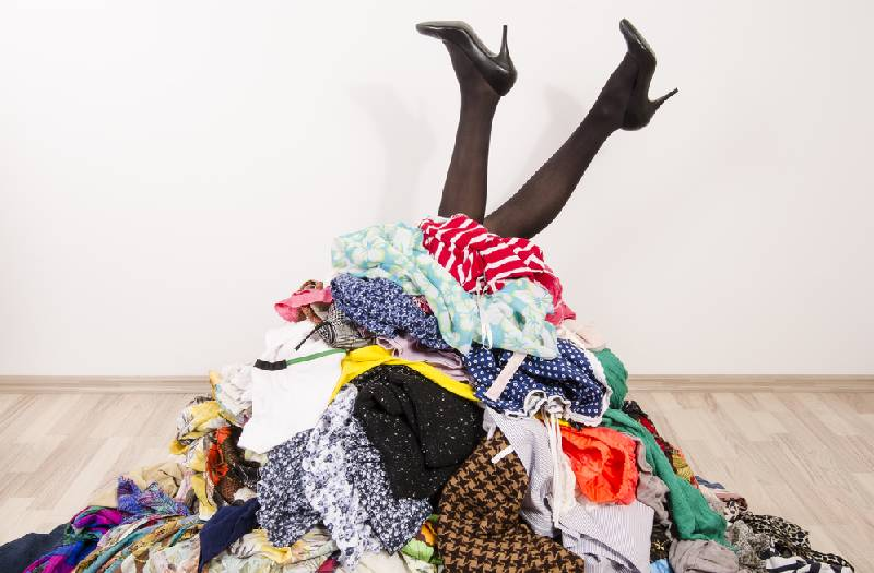 Take advantage of the quarantine to revamp your closet