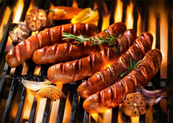 The crucial mistake we're making with sausages – because we don't like to wait