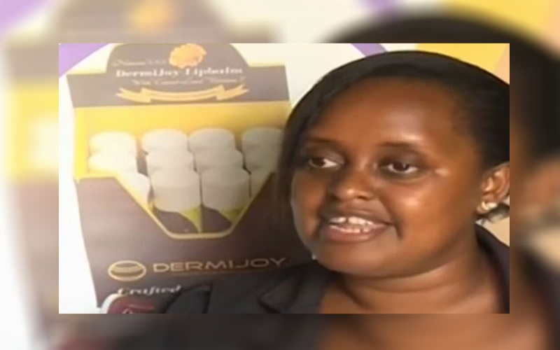 A chance encounter on social media helped propel Terry Wangeci's dream of expanding her business