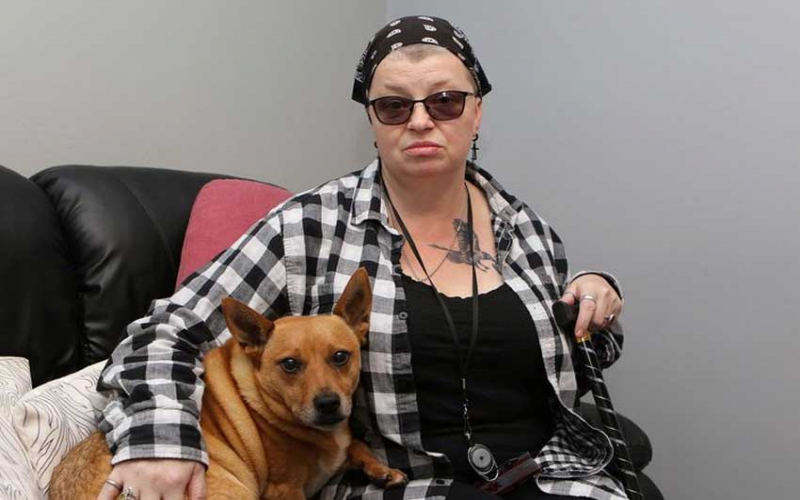 Cancer patient has benefits axed 'because she's survived longer than expected'