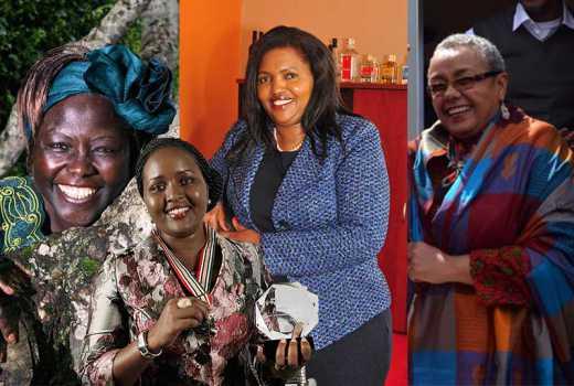Celebrating women:Top ten Kenyan Women who have always inspired us and how