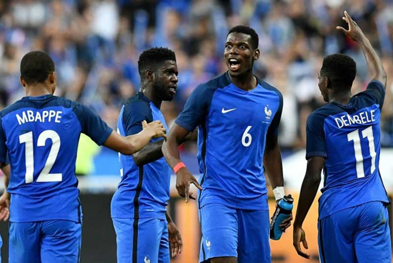 Chronicles of a World Cup Diva: Oh la la! France propelled to the finals!