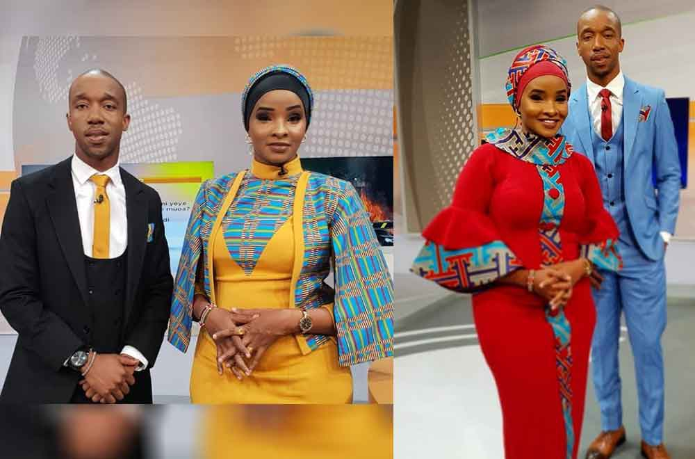 Couple goals: Lulu Hassan and her hubby's matching outfits leaves us wanting more and more