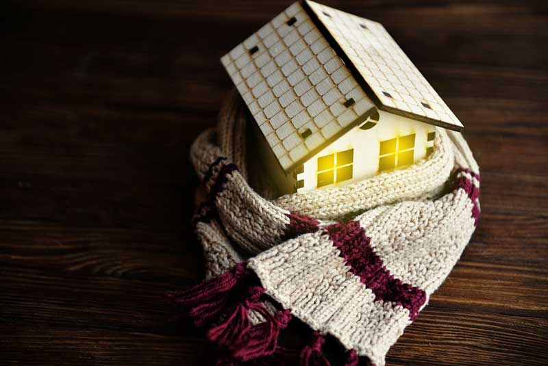 Easy tips to make your house warm this cold season