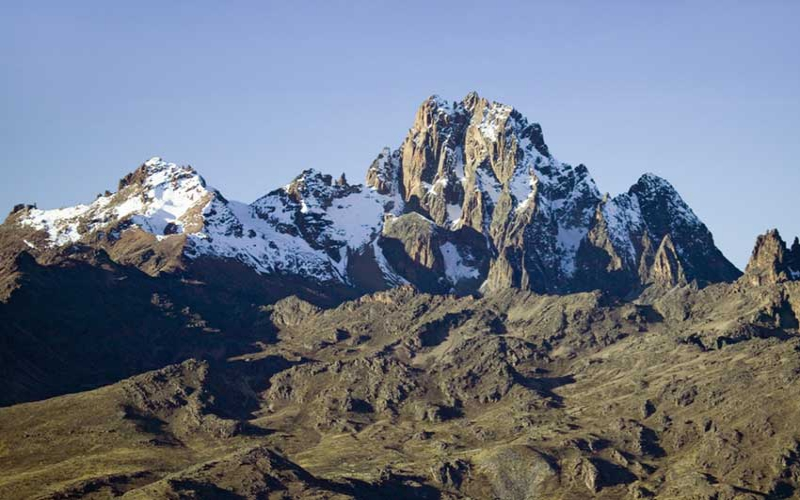 Eight interesting facts about Mount Kenya