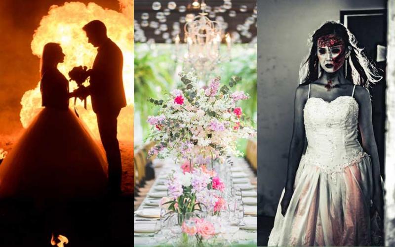 Five crazy wedding theme ideas you should consider