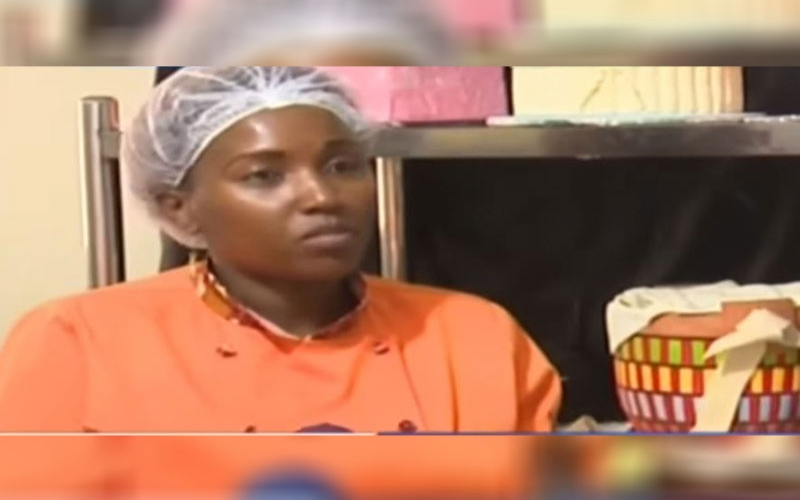 Former sales agent turned baker shares her passion for cakes and women empowerment