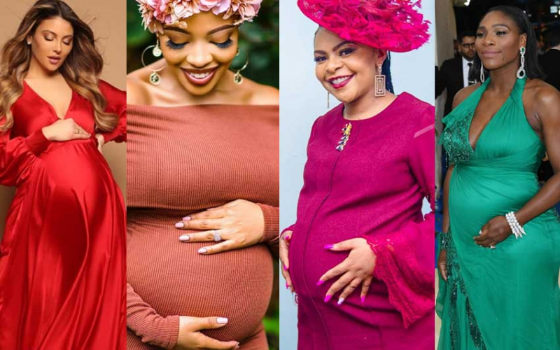 Four celebrities who had troubled pregnancies