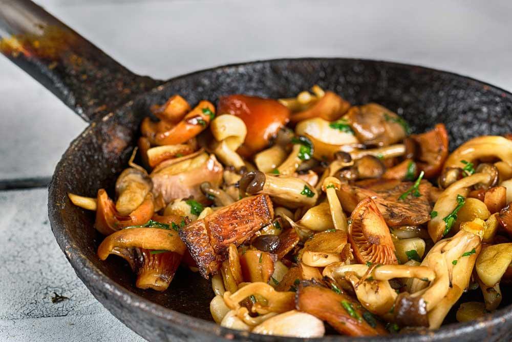 Health: Why men should eat mushrooms