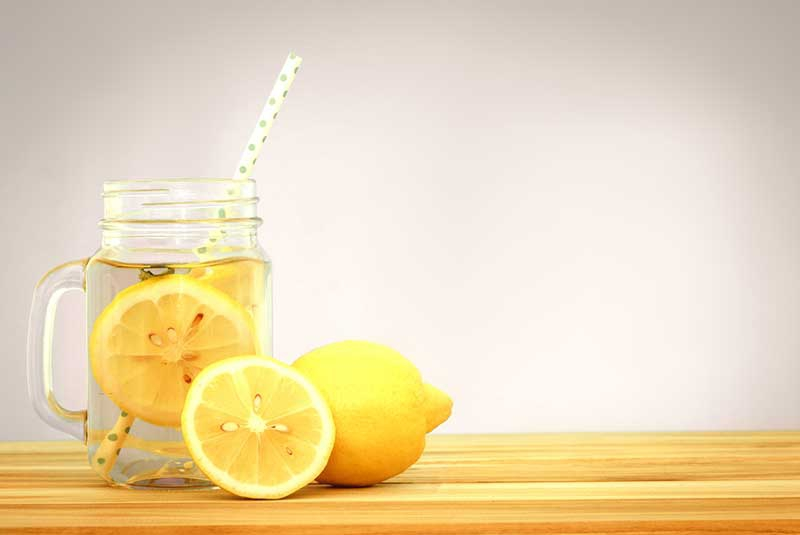 Health reasons why you should take lemon water every morning