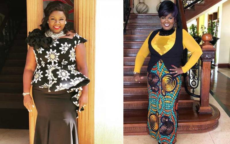 How older women can be fashionable and trendy like Kathy Kiuna