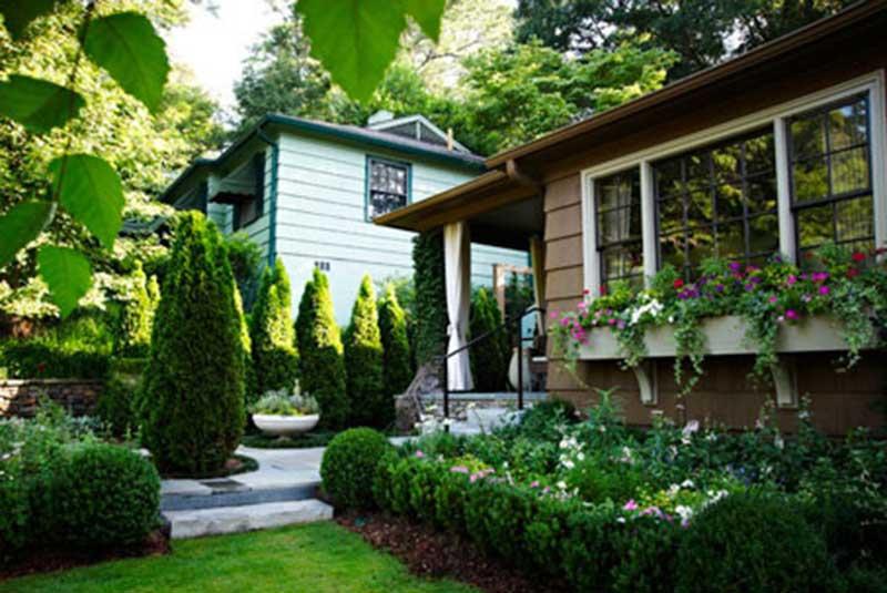 How to effectively make a Feng Shui garden