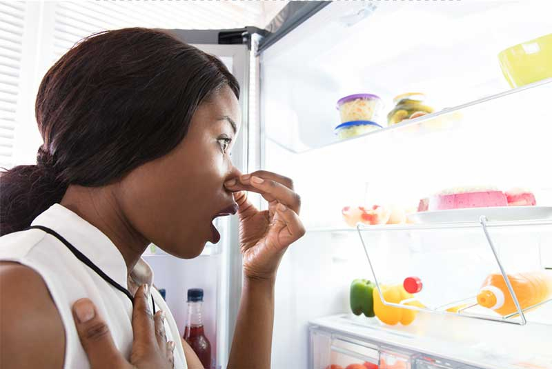 How to get rid of foul smell from your fridge