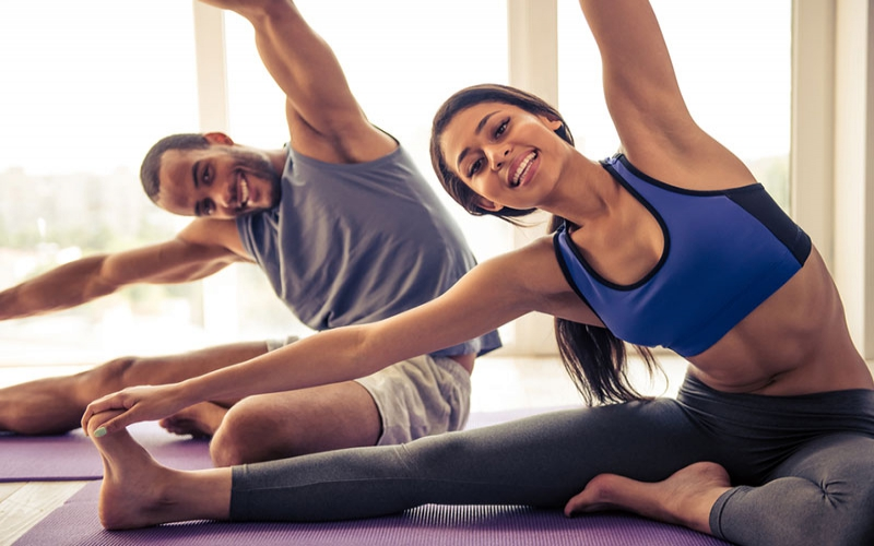 How to stay fit when you have a 9 to 5