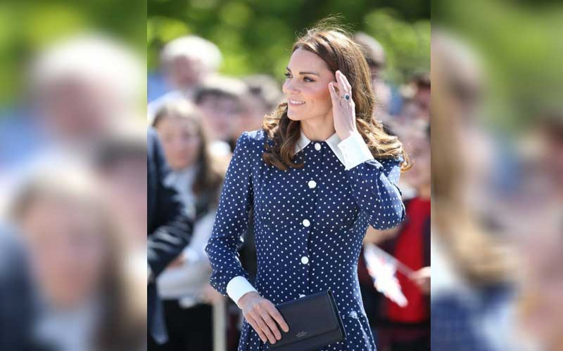 Kate Middleton sends special message with her outfit choice for important family visit