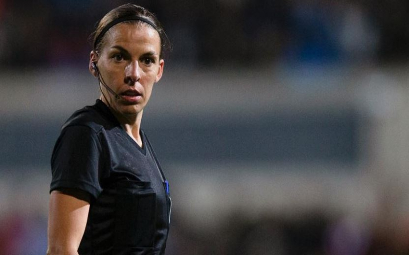 Meet the female referee set to take charge of top flight football match for the first time