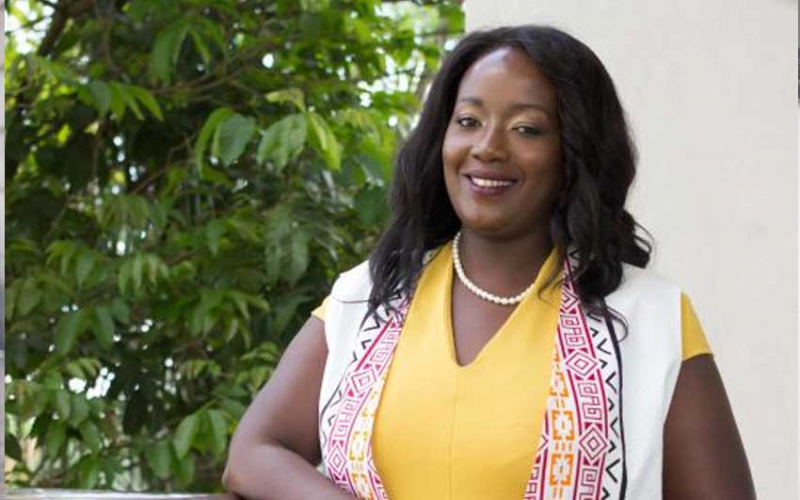 My dry, cracked skin gave me a bankable idea: Dawn Industries Kenya founder Lucy Kimani
