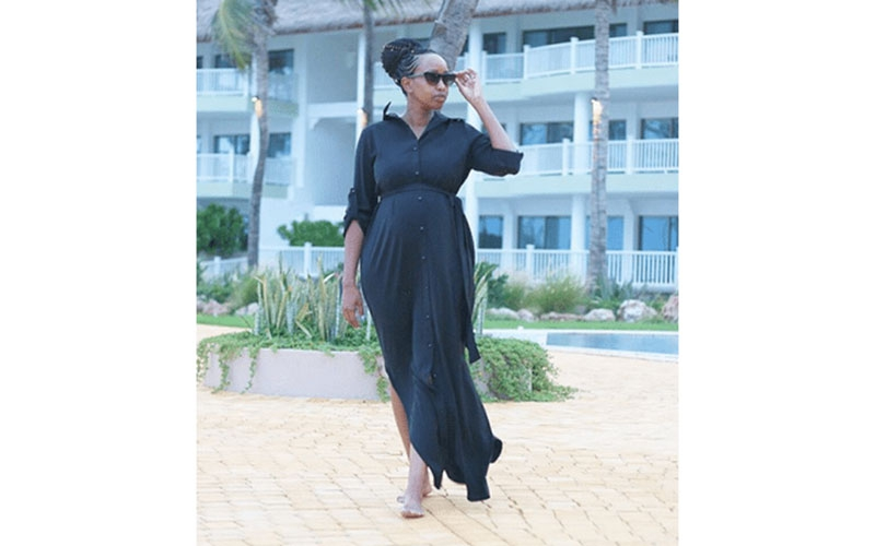 Normal birth or Caesarean Section? Janet Mbugua reveals her preference