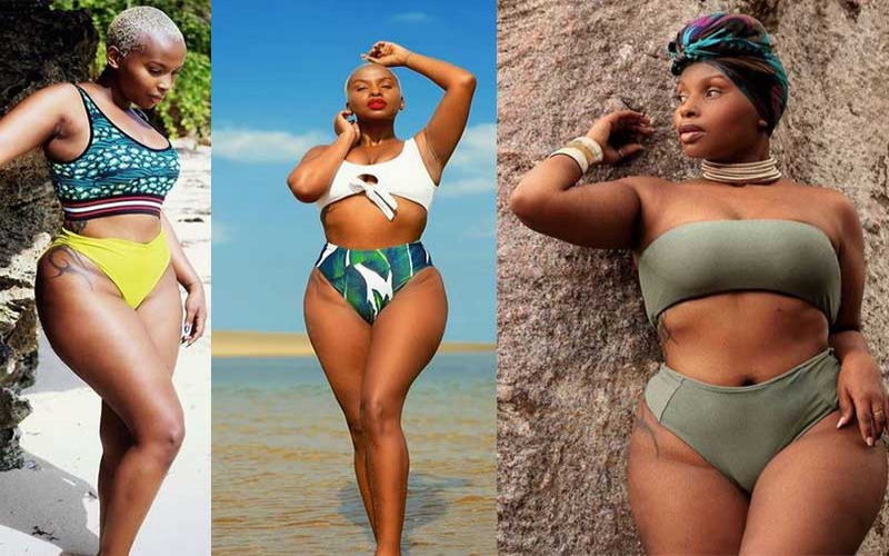 Photos: Joy Kendi's bikini inspirations for Easter