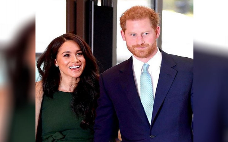 Prince Harry's sweet comment to Meghan Markle about post-pregnancy appearance