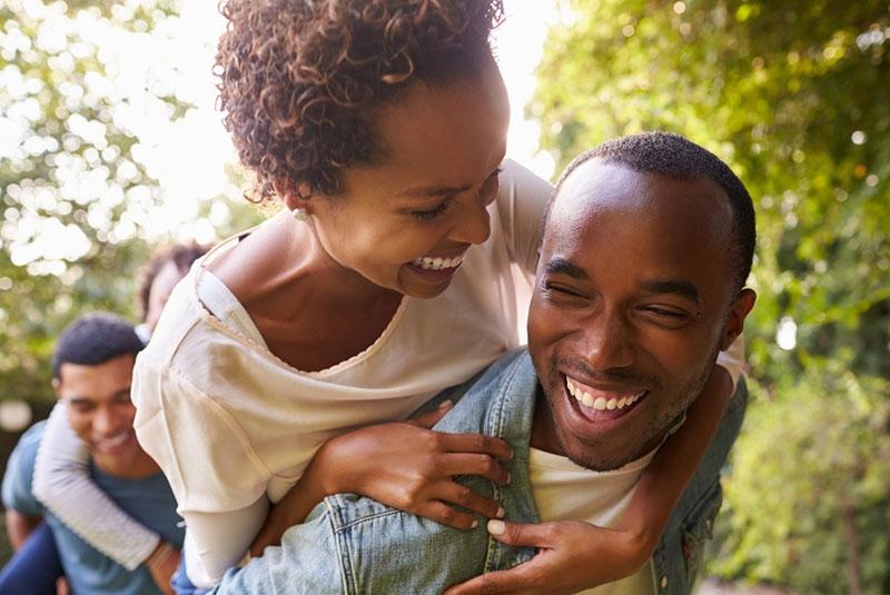 Relationships; Ten habits of partners in healthy relationships