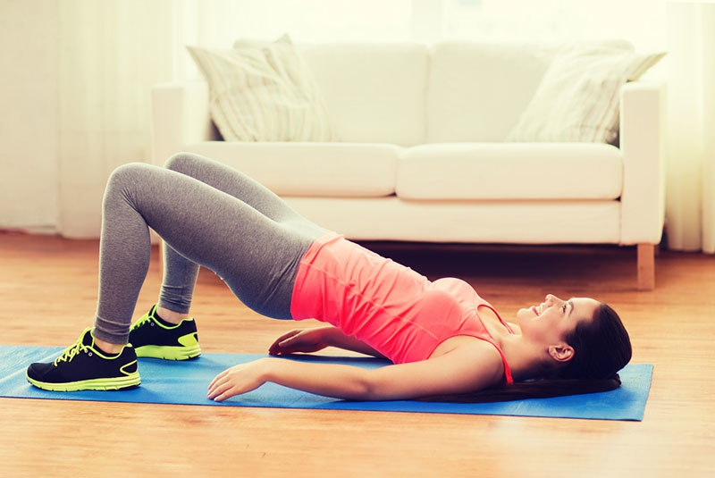 The ultimate butt-lifting exercise