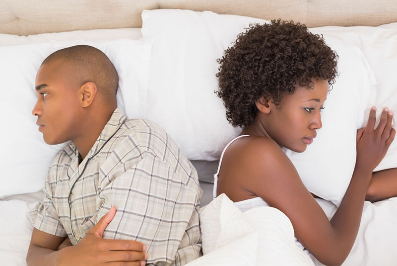 Five things men do to women in bed that prove there is no love