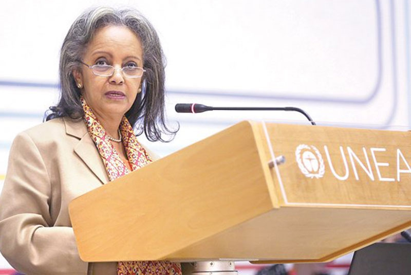 Who is Sahle-Work Zewde? Meet Ethiopia's first woman President