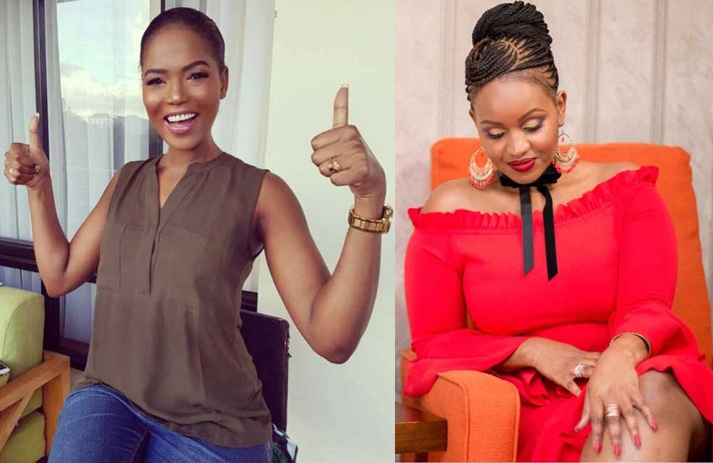 Wife to Grace Msalame's baby daddy speaks on her relationship with the media girl