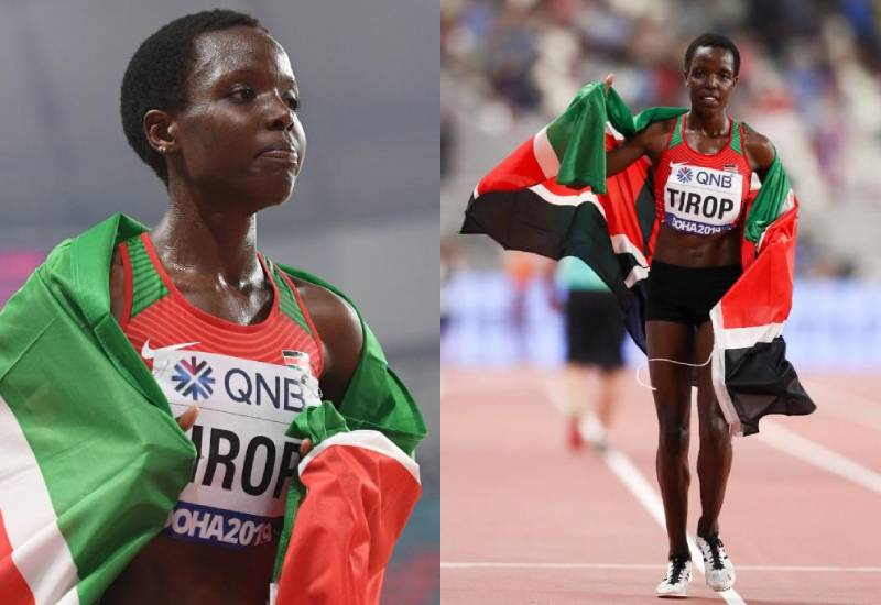 Tirop death lifts lid on female athletes' domestic woes
