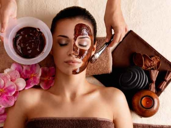 Try an Easter chocolate facial if you want to keep the years at bay