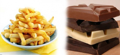 Want to sleep better? Then lay off the chips and chocolate