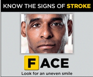 What happens when one suffers from a stroke