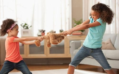 Sibling rivalry and what you should do about it